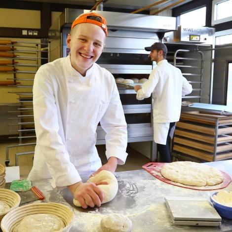 Bäcker/in - Eduard-Stieler-Schule Fulda
